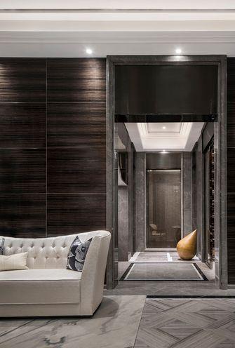 20万以上140平米三室一厅美式风格玄关装修图片大全