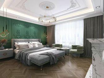 140平米三室一厅法式风格卧室效果图