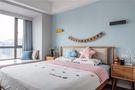经济型130平米四室一厅北欧风格卧室装修案例