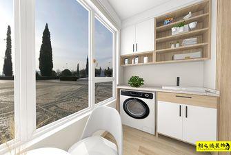 10-15万110平米三室两厅日式风格阳台装修效果图