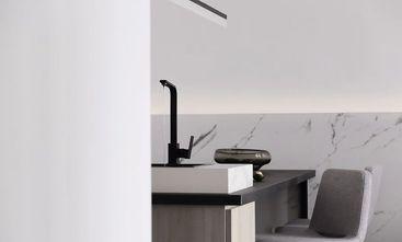3-5万90平米现代简约风格餐厅设计图