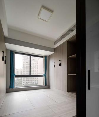 110平米三室两厅现代简约风格储藏室图片