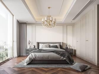 140平米三美式风格卧室装修图片大全