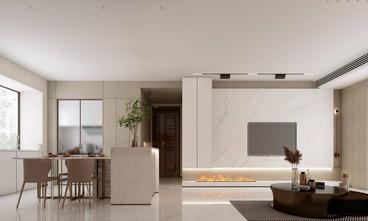 20万以上140平米三室两厅英伦风格客厅装修图片大全