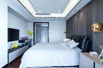 140平米四室三厅港式风格卧室装修图片大全