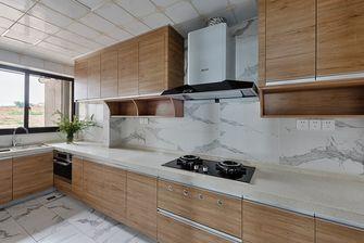 豪华型130平米三室一厅欧式风格厨房装修效果图