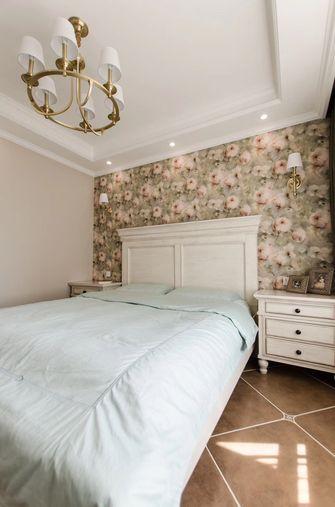 富裕型120平米美式风格卧室效果图