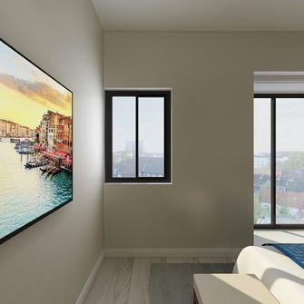 富裕型140平米三室两厅新古典风格卧室图片