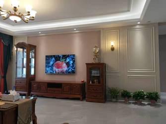 15-20万140平米三室三厅美式风格玄关欣赏图