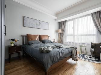 130平米三北欧风格卧室装修案例