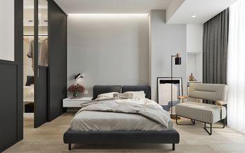 经济型60平米公寓日式风格卧室图