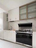 130平米三法式风格厨房装修图片大全