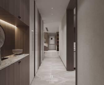 豪华型120平米中式风格玄关图片