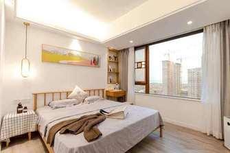 豪华型140平米四室两厅日式风格卧室设计图