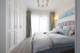 三室三厅美式风格卧室效果图