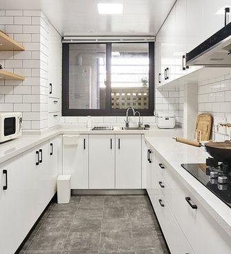 10-15万日式风格厨房装修效果图