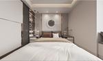 130平米四室两厅北欧风格卧室图片大全