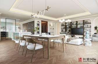 140平米欧式风格餐厅设计图
