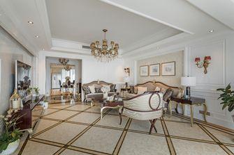 5-10万140平米四新古典风格客厅图