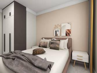 3-5万120平米三室两厅北欧风格卧室图片