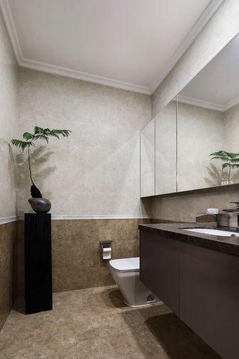 20万以上140平米四室一厅轻奢风格卫生间装修效果图