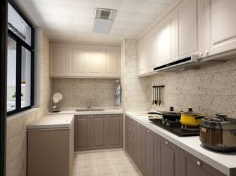20万以上120平米三室两厅新古典风格厨房图片