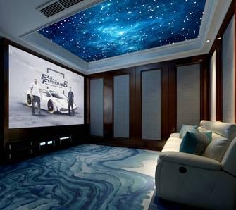 豪华型140平米欧式风格影音室装修效果图