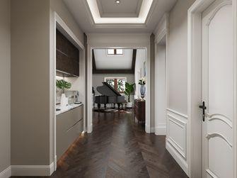 20万以上140平米别墅美式风格走廊装修效果图