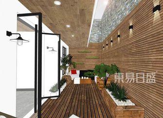20万以上140平米别墅现代简约风格阳台装修效果图
