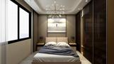 港式风格卧室装修图片大全