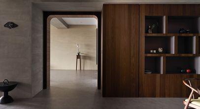 5-10万140平米三室两厅混搭风格走廊装修图片大全