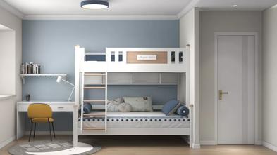 北欧风格青少年房装修案例