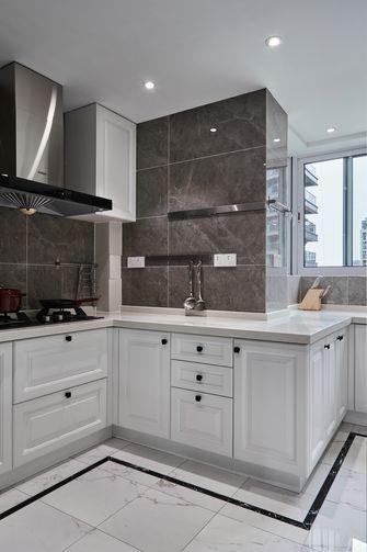 10-15万100平米四室一厅英伦风格厨房图片大全