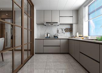 10-15万三室两厅轻奢风格厨房装修案例