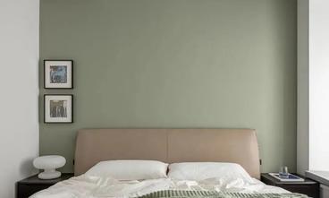 豪华型100平米三室一厅北欧风格卧室图
