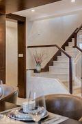 豪华型140平米四室三厅东南亚风格玄关装修图片大全