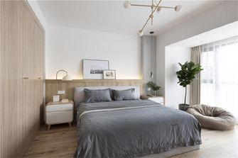 富裕型120平米复式日式风格卧室效果图