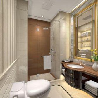 豪华型140平米别墅港式风格卫生间欣赏图