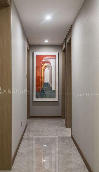120平米现代简约风格走廊图