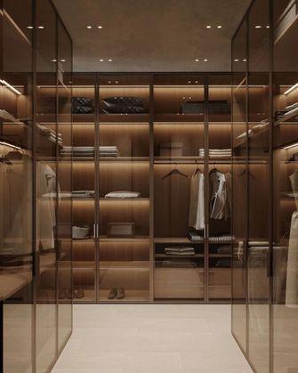 15-20万140平米三室一厅日式风格衣帽间图