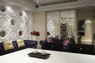 60平米公寓欧式风格客厅欣赏图