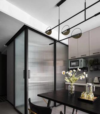 5-10万80平米三室一厅新古典风格厨房装修效果图