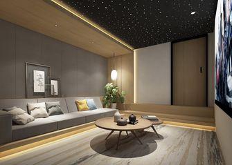 140平米别墅日式风格影音室图片