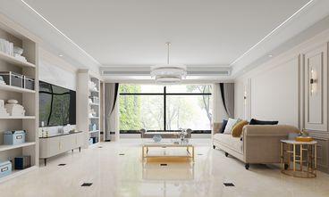 豪华型140平米四室两厅法式风格客厅欣赏图