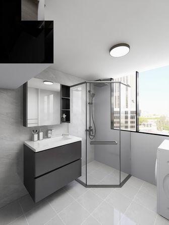 公寓现代简约风格卫生间设计图