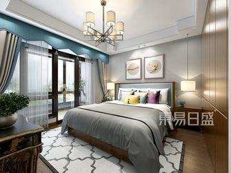 20万以上140平米三室两厅中式风格卧室图片大全