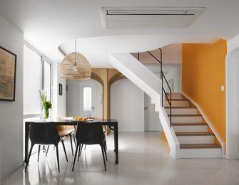 豪华型140平米四室两厅北欧风格楼梯间装修图片大全