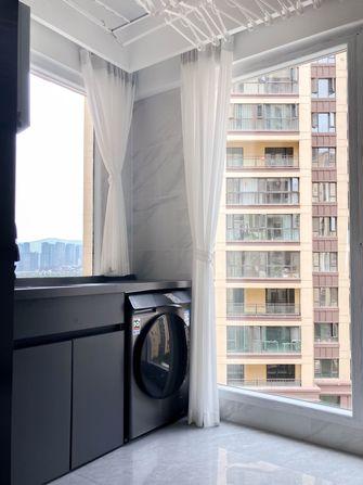 15-20万140平米四室两厅现代简约风格阳台欣赏图