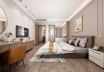 富裕型130平米美式风格卧室装修效果图