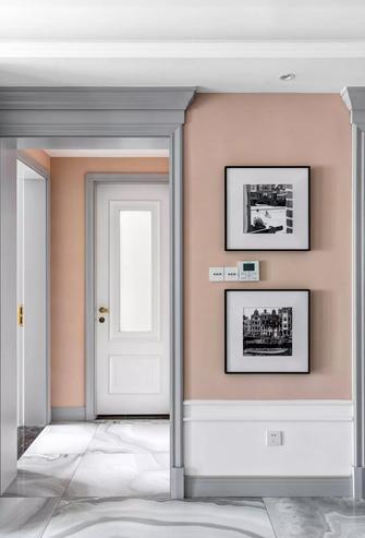 5-10万90平米三室两厅美式风格玄关装修效果图